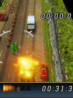 EA Mobile Burnout 95 For Nokia 3rd