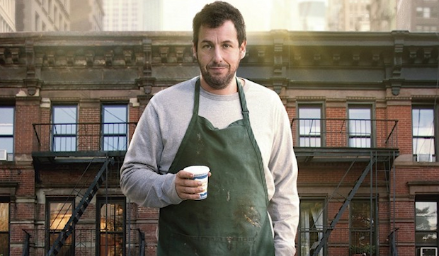 Adam Sandler Is Saving Soles On New 'The Cobbler' Poster