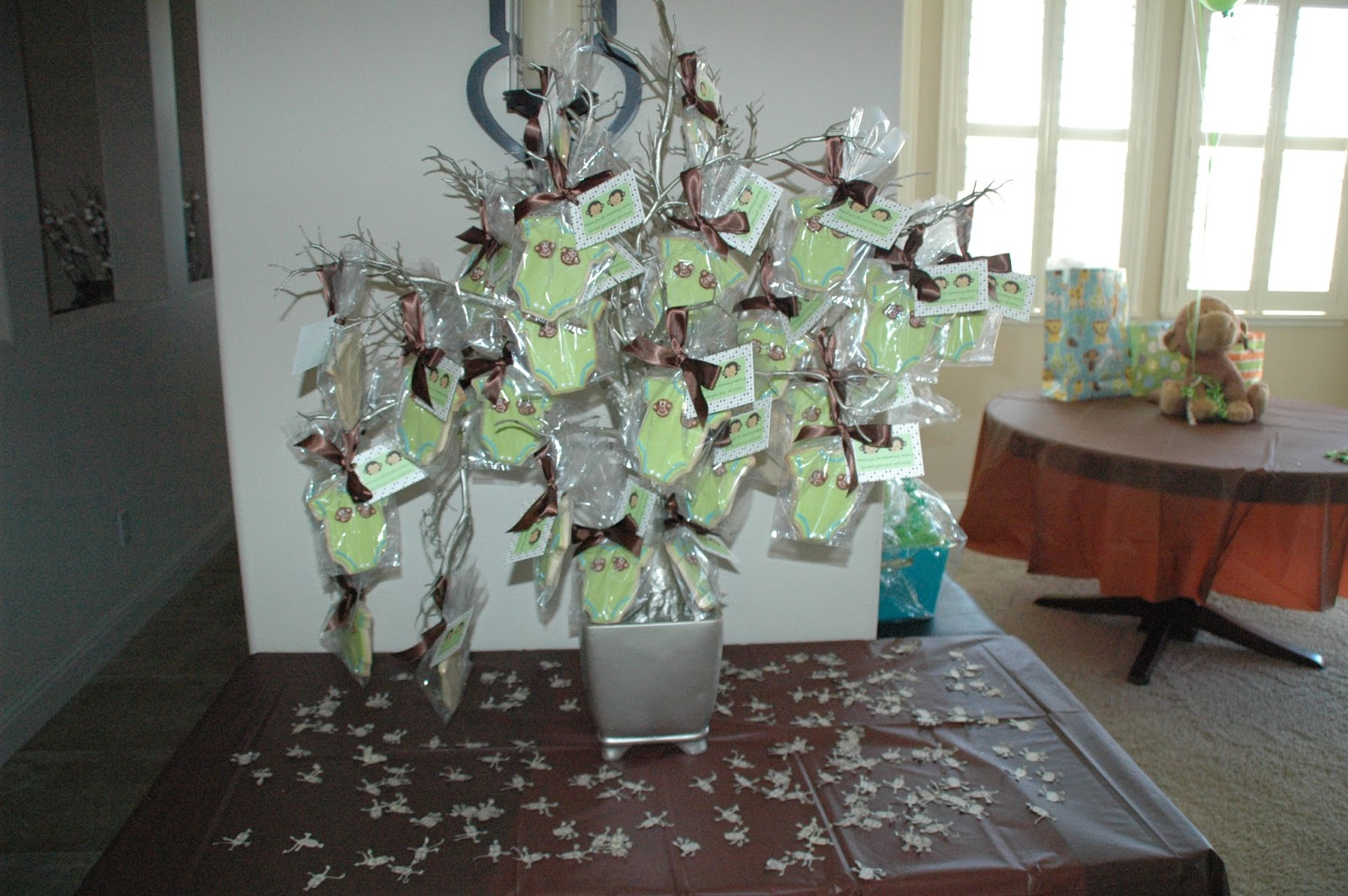how to make a money tree for baby shower