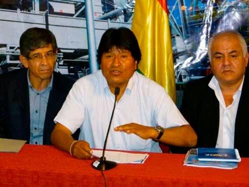 Caraparí y Yacuiba preparan propuestas para convertirse en sede de Petroquímica