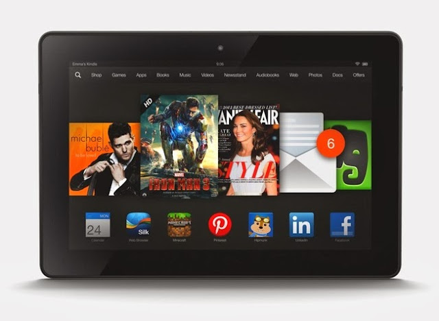 DisplayMate Technologies tested the Kindle Fire HDX 8.9 successfully