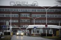 Hier entstand LincVolt: Opel Bochum