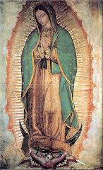 CAPILLA DE SANTA MARIA DE GUADALUPE