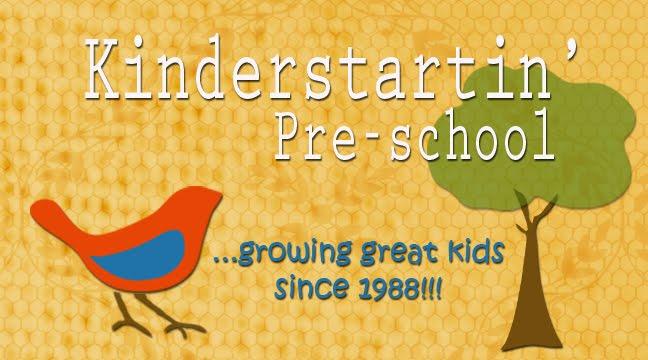 Kinderstartin' Preschool