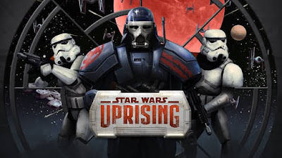 Star Wars Uprising Cover Disney