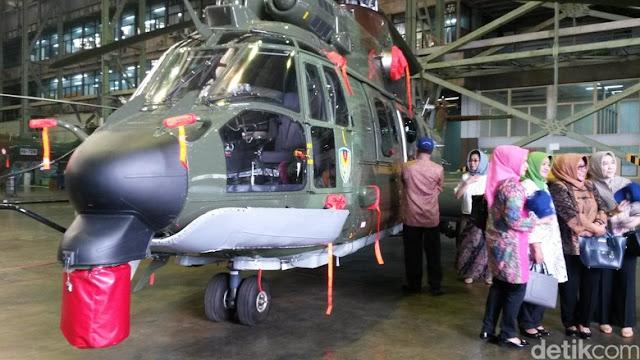 Pengadaan Helikopter Kepresidenan PT. DI Siap Bersaing