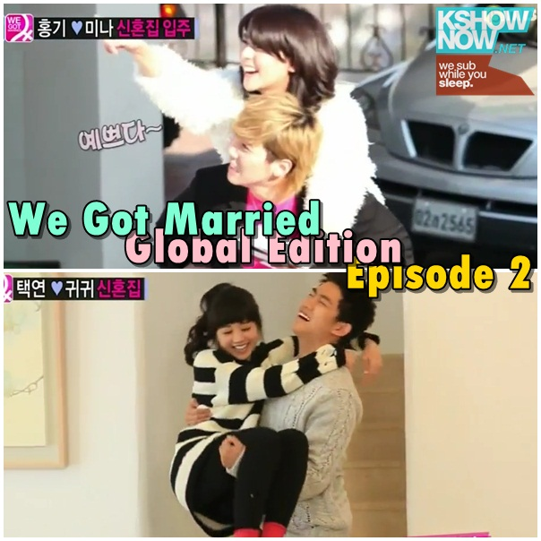 We Got Married Global Episode 2 English subs