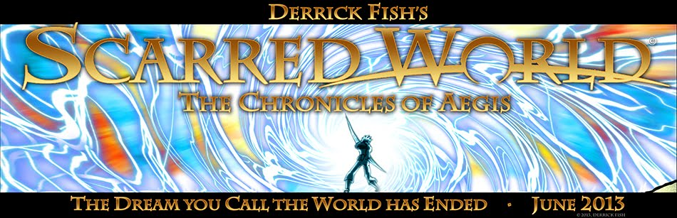 Scarred World: The Chronicles of Aegis