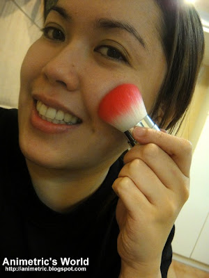 Charm Essentials Retractable Kabuki Brush