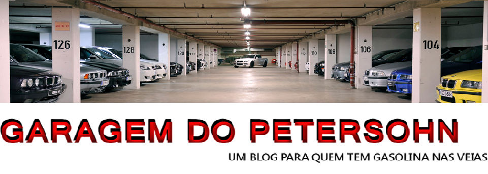 GARAGEM DO PETERSOHN