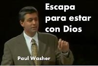 Escapa para estar con Dios
