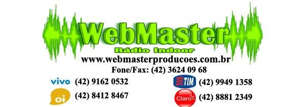 Estúdio de Audio  Web Master  Radio Indoor, Fabio Campos