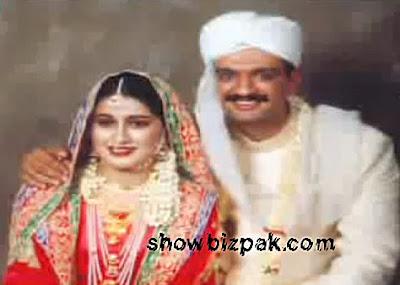 Pakistani Celebrities: Shaista Wahidi First Marriage Pics