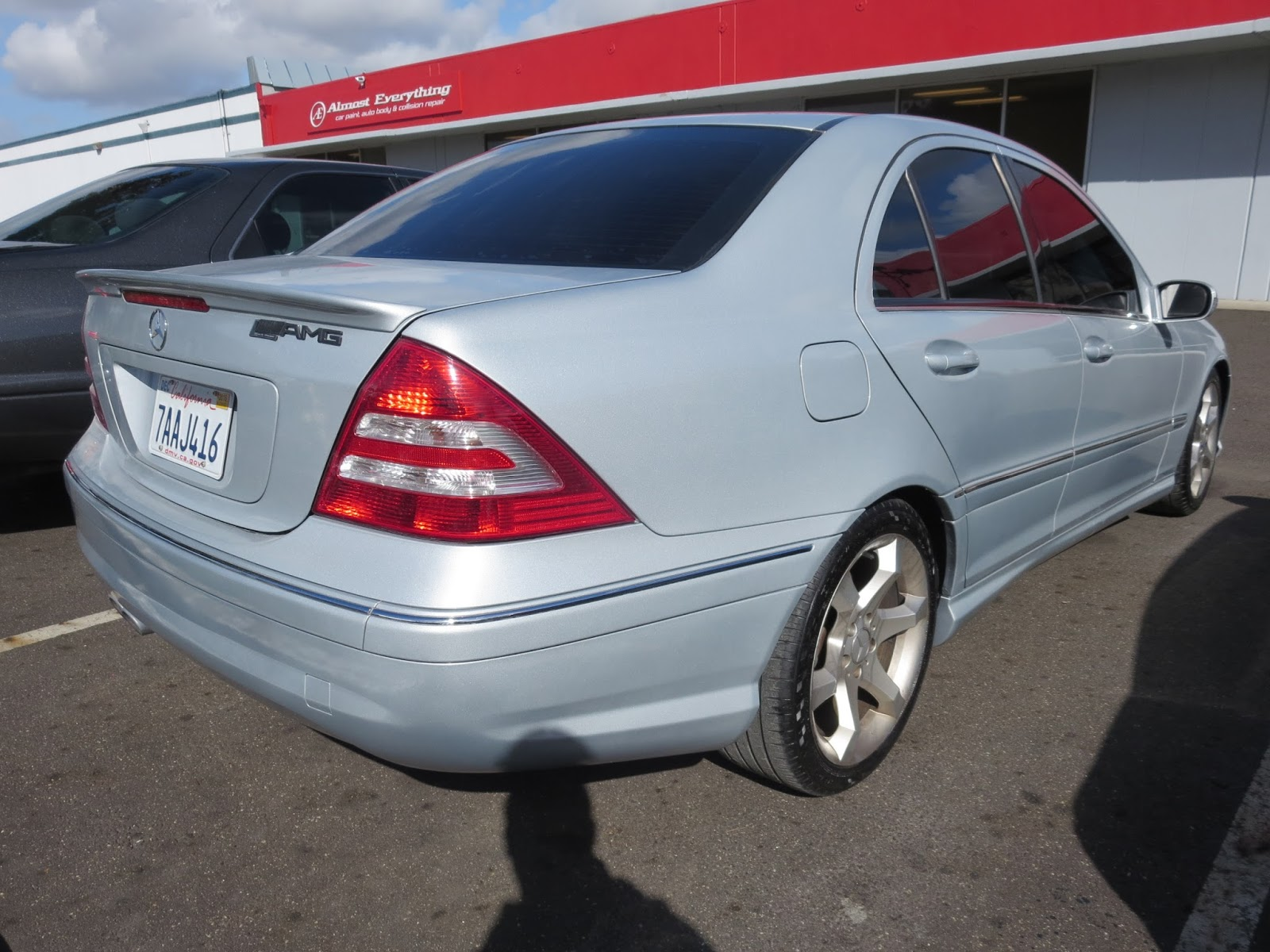 Auto body collision repair car paint in fremont hayward for Mercedes benz paint colors