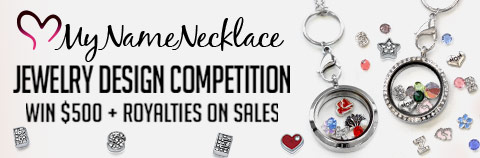 MyNameNecklace Jewelry Design Competition