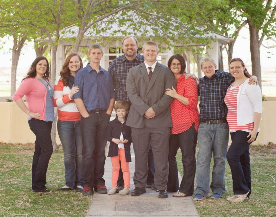 Elder dillard family