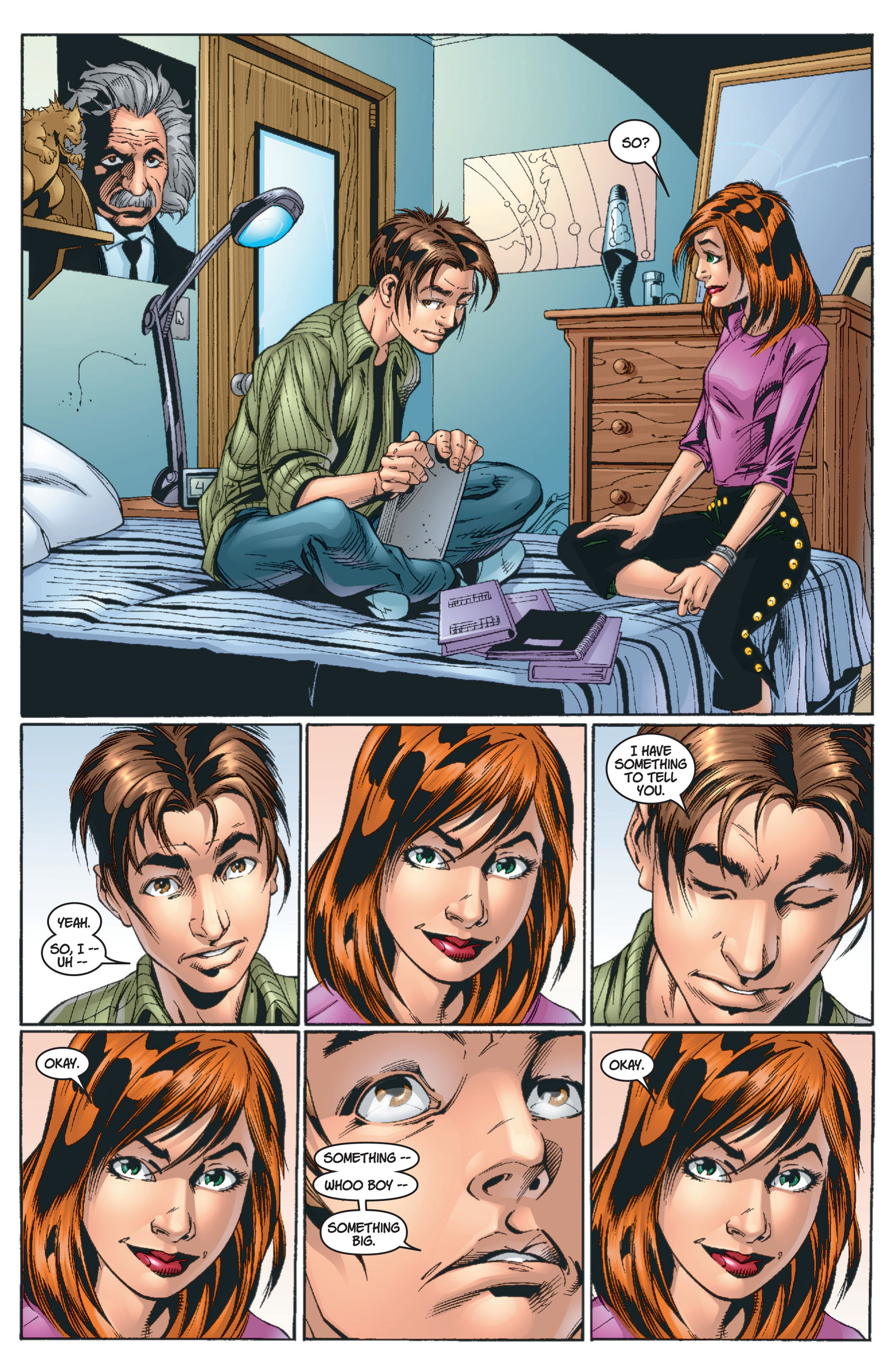 Ultimate Spider-Man (2000) Issue #13 #17 - English 3