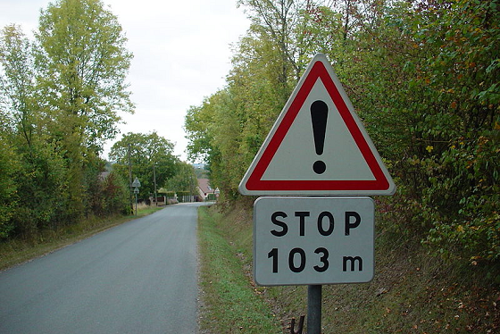 http://commons.wikimedia.org/wiki/File:Stop_103m.jpg