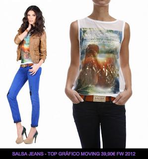 Salsa-Jeans-camisetas2-Otoño-Invierno-2012/2013
