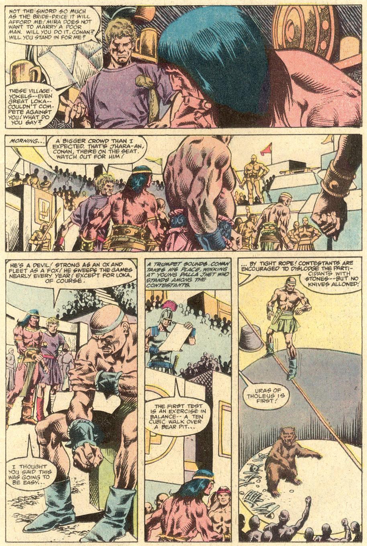 Conan the Barbarian (1970) Issue #132 #144 - English 8