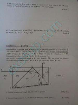 évaluation 1 optique géométrique smpc 2