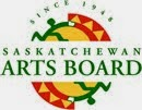 Thanks to the Saskatchewan Arts Board.