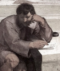 <i> Much learning does not teach understanding. Heraclitus (544-483 BC)</i>