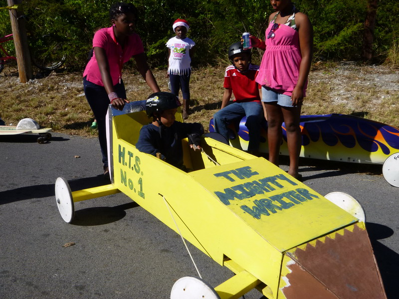 Image result for hope town bahamas box cart derby