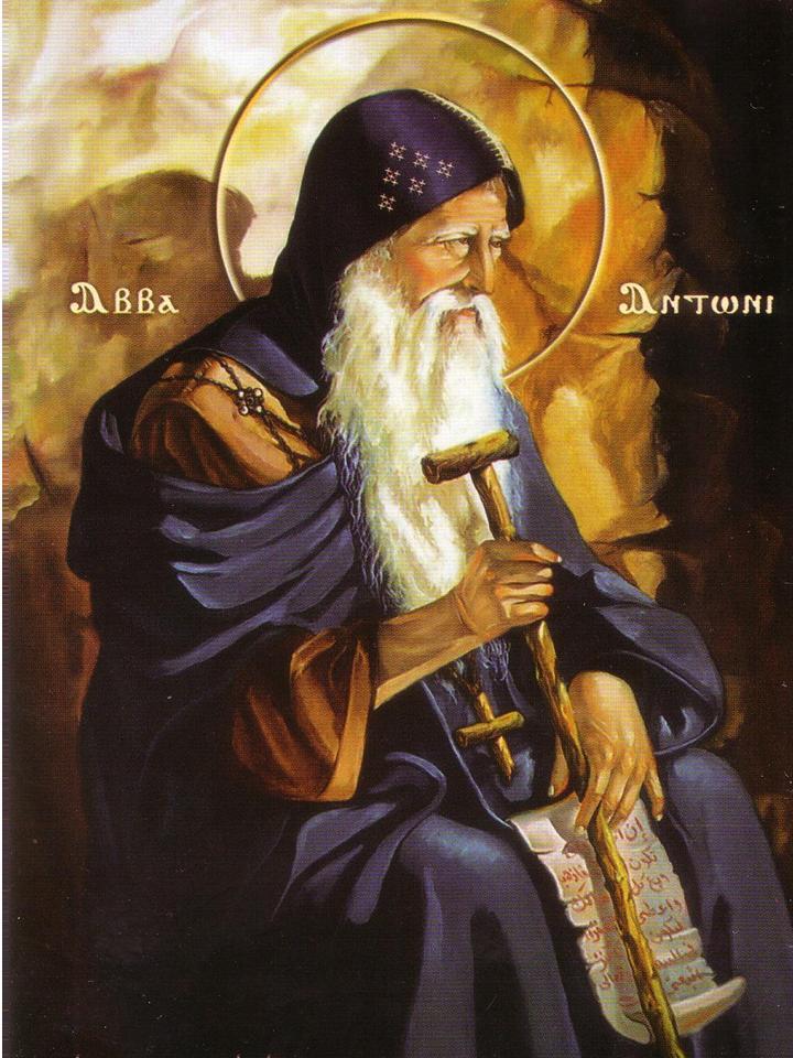 Abba Antoni -  ora por nós.