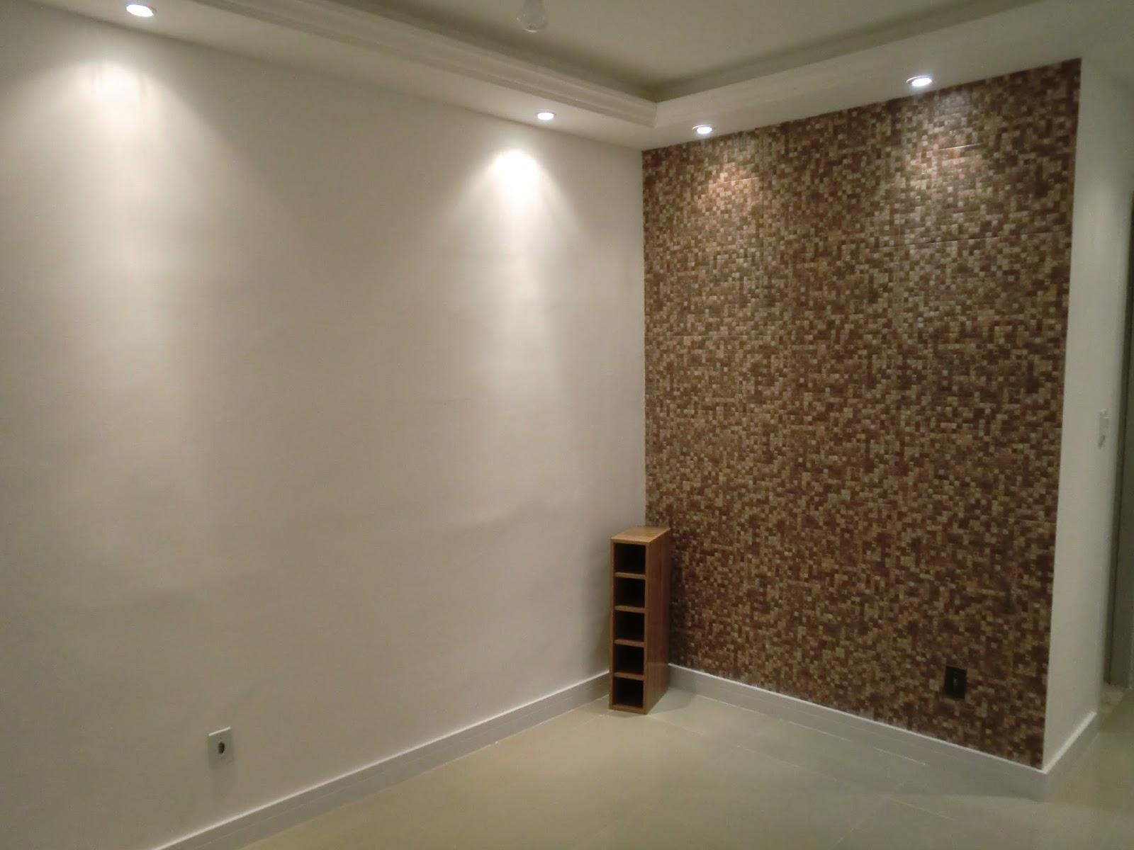 Pintura Parede Sala Pequena ~ Noticias da Reforma  O rodapé finalmente instalado e parede da sala