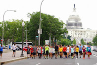 Native Youth Runners in DC on Saturday: Protest Dakota Access Pipeline!