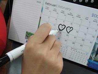 kalender masa subur perempuan