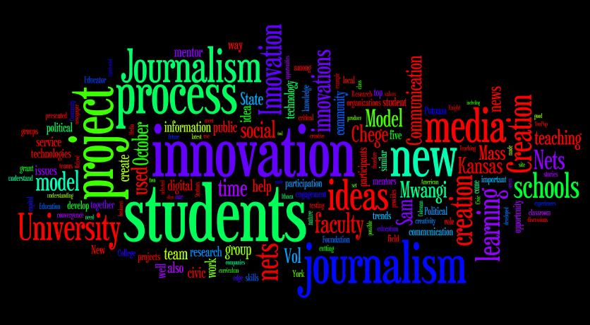 broadcast journalism essay