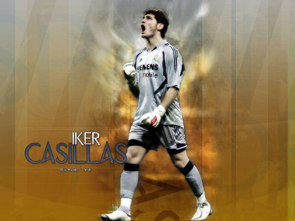 WALLPAPERS DE IKER CASILLAS