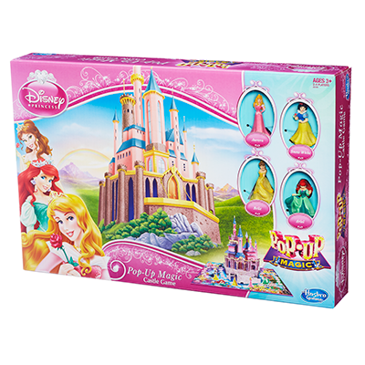 Disney Princess Pop-Up Magic Castle Game filmprincesses.filminpector.com
