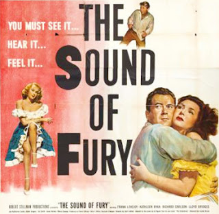 Poster for The Sound of Fury (aka Try and Get Me, 1950)