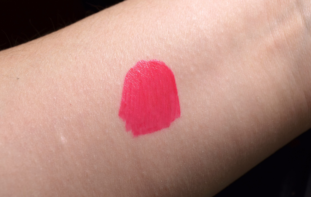 Etude House Fresh Cherry Tint Review Swatch
