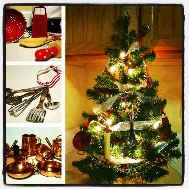 Carrie's Culinary Christmas Tree! - Carrie's Creations: Carrie's Culinary Christmas Tree!