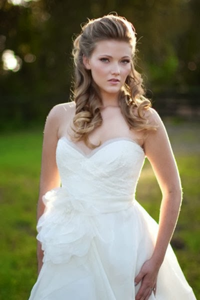 Live Laugh Puke: Wedding Hairstyle Ideas for 2014 - photo #18