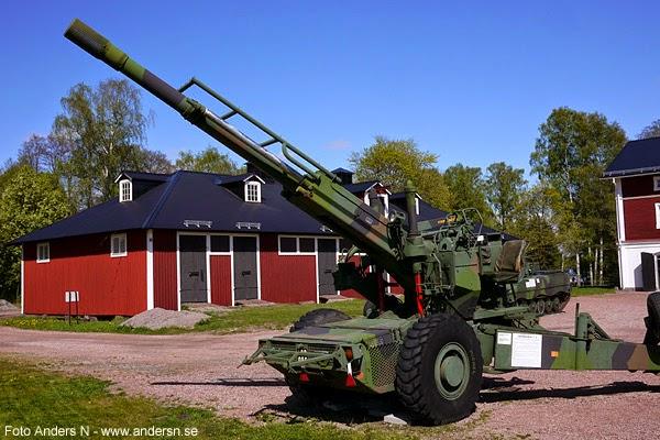 bofors, boforskanon, kanon, haubits, fälthaubits, 77, 77a, 77, a, b, boforsaffären