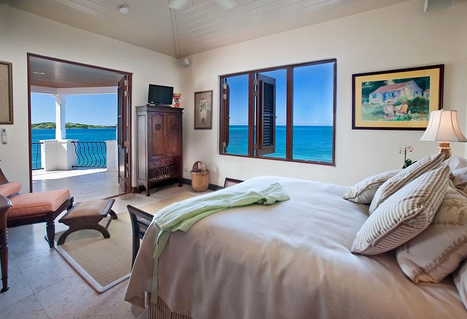 Caribbean Rental Villa Interior Decorating Home Design Room Ideas