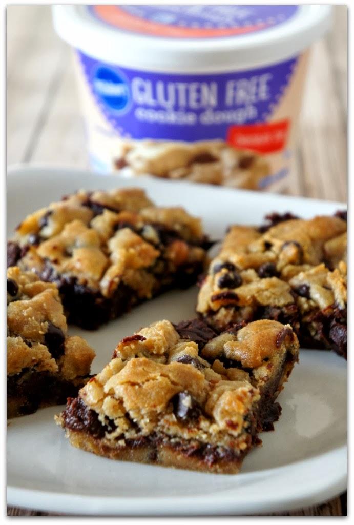 Pillsbury cookie dough bar recipes