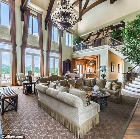 Inside Tyler Perry's $25m Mansion 1