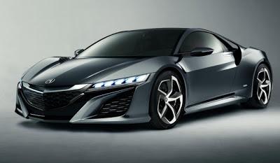 Detroit 2013: Acura NSX Concept