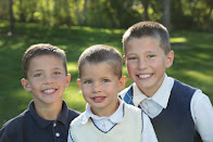 Our Three Brilliant Boys