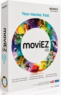 Sony moviEZ HD 2014 + Ativação