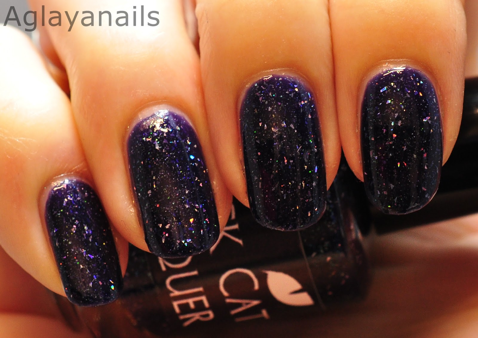 Aglayanails: A Box, Indied - Under The Night Sky