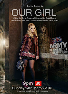 Ver online: Our Girl (2013)