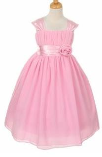 Vestidos Rosa, Niña de las Flores y Otros Eventos