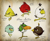 Angry Birds Wallpaper